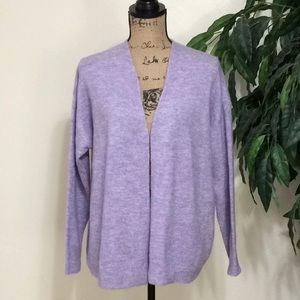 NWT Chelsea and Theodore oversized cardigan